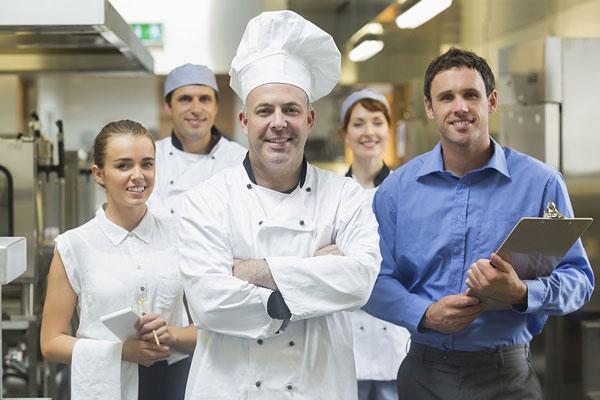 Đồng phục nhân viên bếp