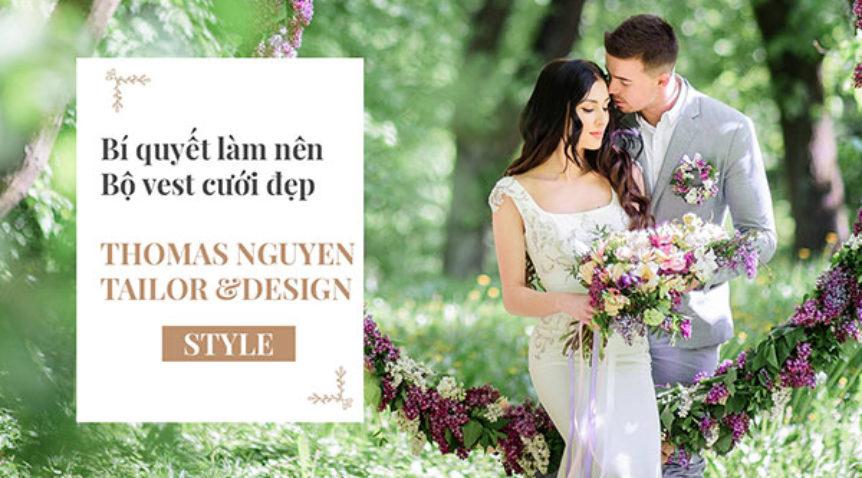 May vest cưới đẹp | Sang trọng và Lịch lãm