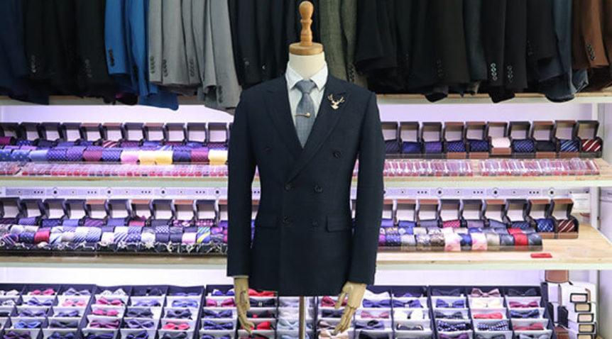 May vest đẹp chuẩn số đo cho mọi quý ông