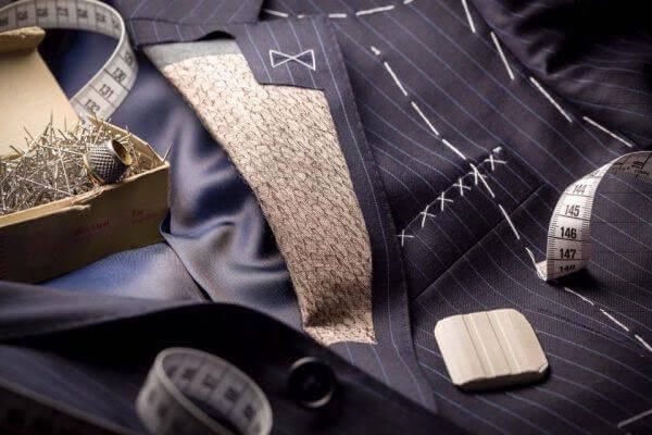 rập khuôn vest của các Tailor Thomas Nguyen
