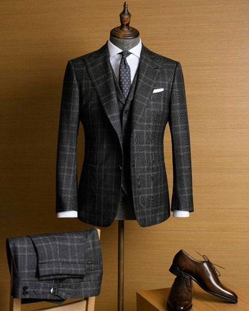 may vest đẹp vải Kevinlli V9
