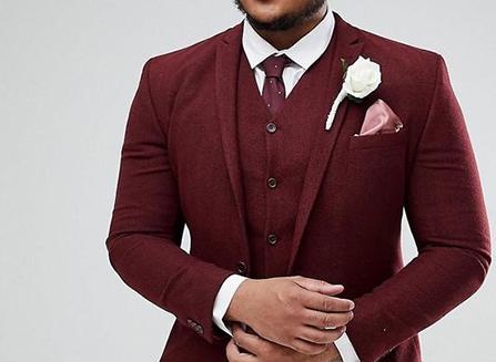 may vest cưới 3 mảnh