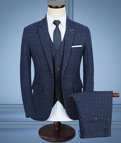 suit navy