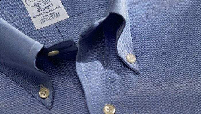Đường chỉ may áo tinh tế, sắc nét