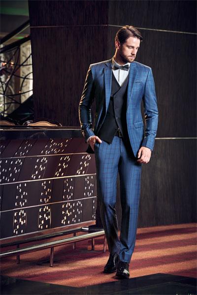 Mẫu vest của thương hiệu Vercelli
