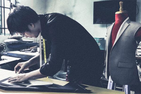 Tailor's Thomas Nguyen