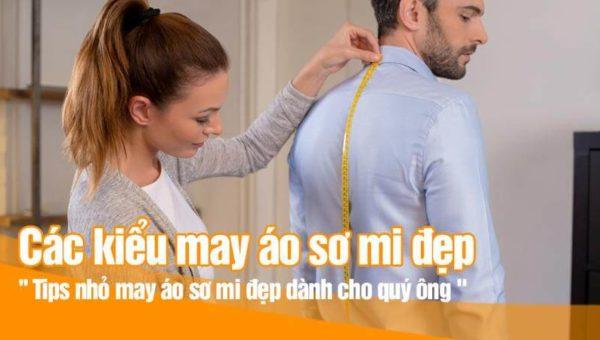 Tips nhỏ: May áo sơ mi nam đẹp | Những điều cần lưu ý