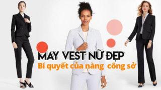 May vest nữ | Vest Nữ Công Sở | Vest Doanh Nhân