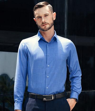 Chọn màu gì để may áo sơ mi nam?