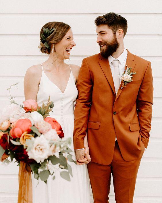 Chọn vest cưới nam cho chú rể có vóc dáng gày
