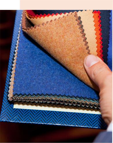 Các loại vải dùng để may vest nữ