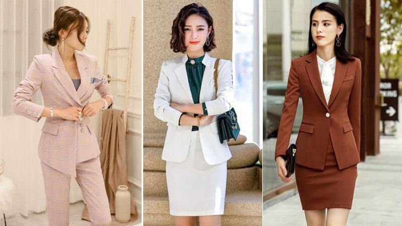Tầm quan trọng của một bộ vest công sở nữ cao cấp