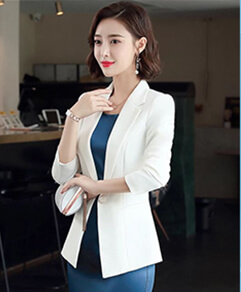 Vest nữ màu trắng Thomas Nguyen