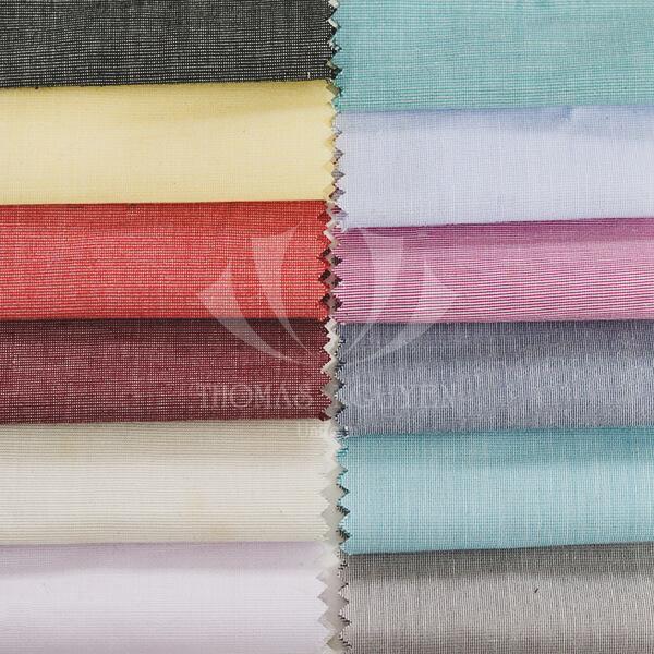 Vải Someraise | Chất liệu vải may sơ mi khó nhăn và có độ thấm hút cao