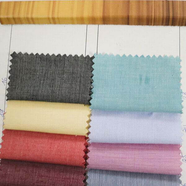 Mẫu vải someraise trơn màu