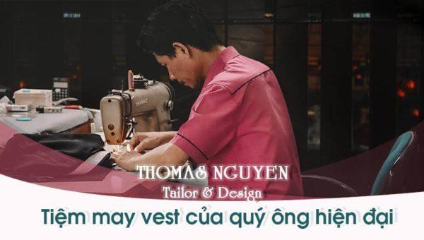 Tiệm may Thomas Nguyen Tailor   Điểm đến của quý ông hiện đại
