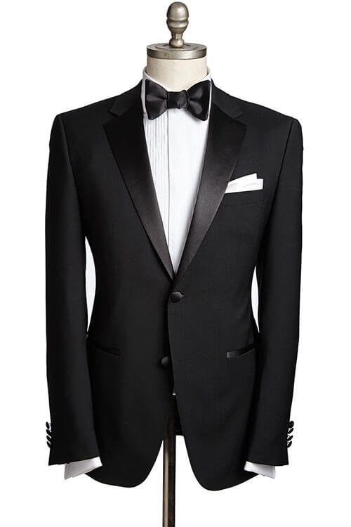 tuxedo đen