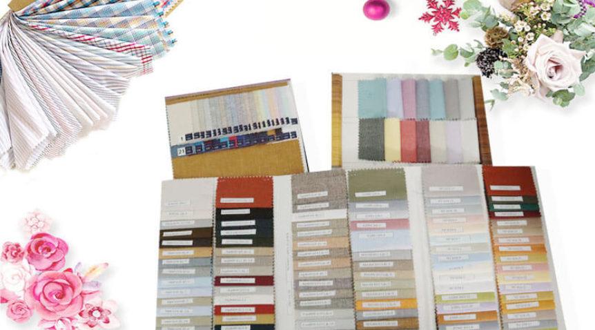 Vải may áo sơ mi | Các loại vải đẹp – Giá tốt