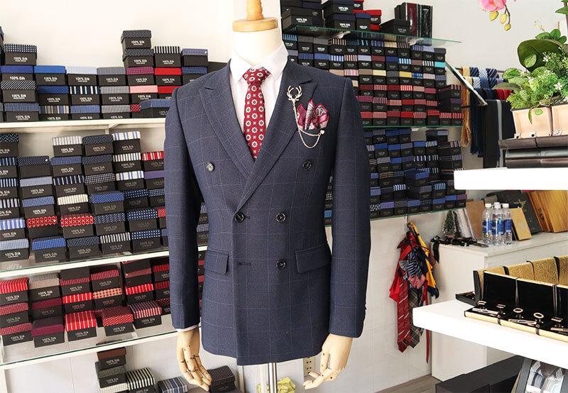 vest Thomas Nguyen Tailor & Desgin
