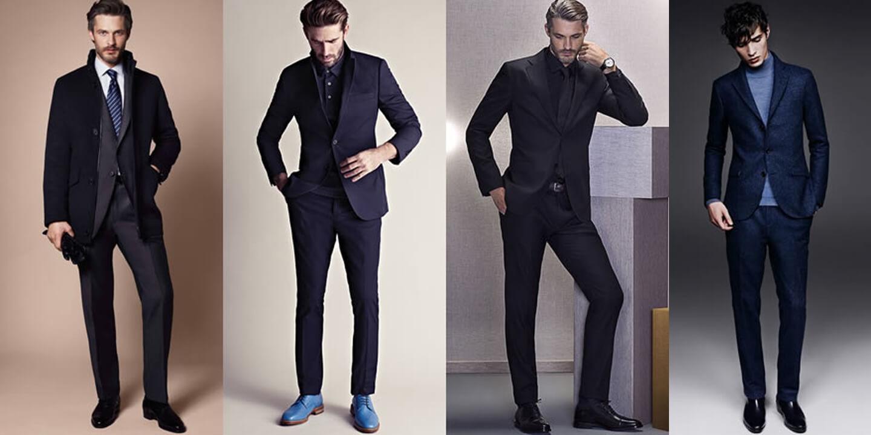 The No Break – may quần tây dành cho những bộ suit chuẩn