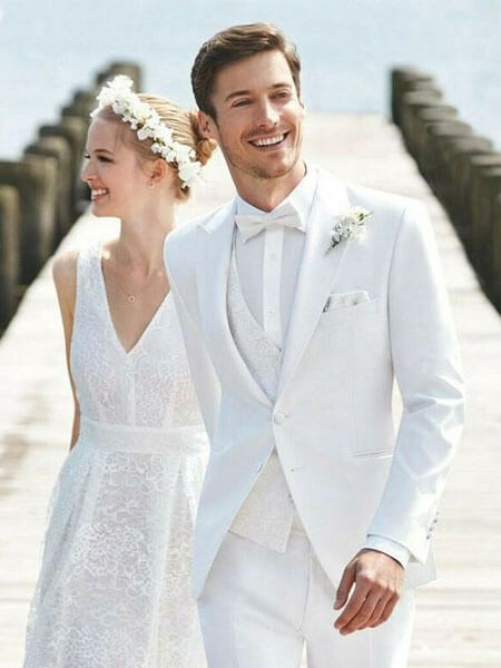 may comple cưới