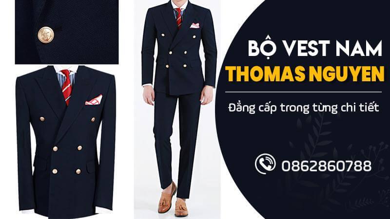 Các loại sản phẩm may đo tại nhà may Thomas Nguyen Tailor giúp bạn hoàn thiện vẻ ngoài