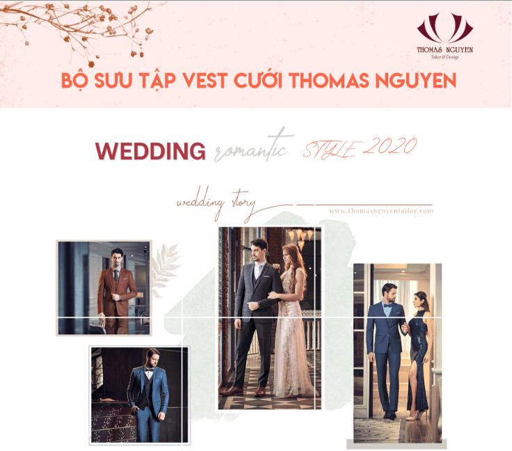 bst vest cưới thomas nguyen