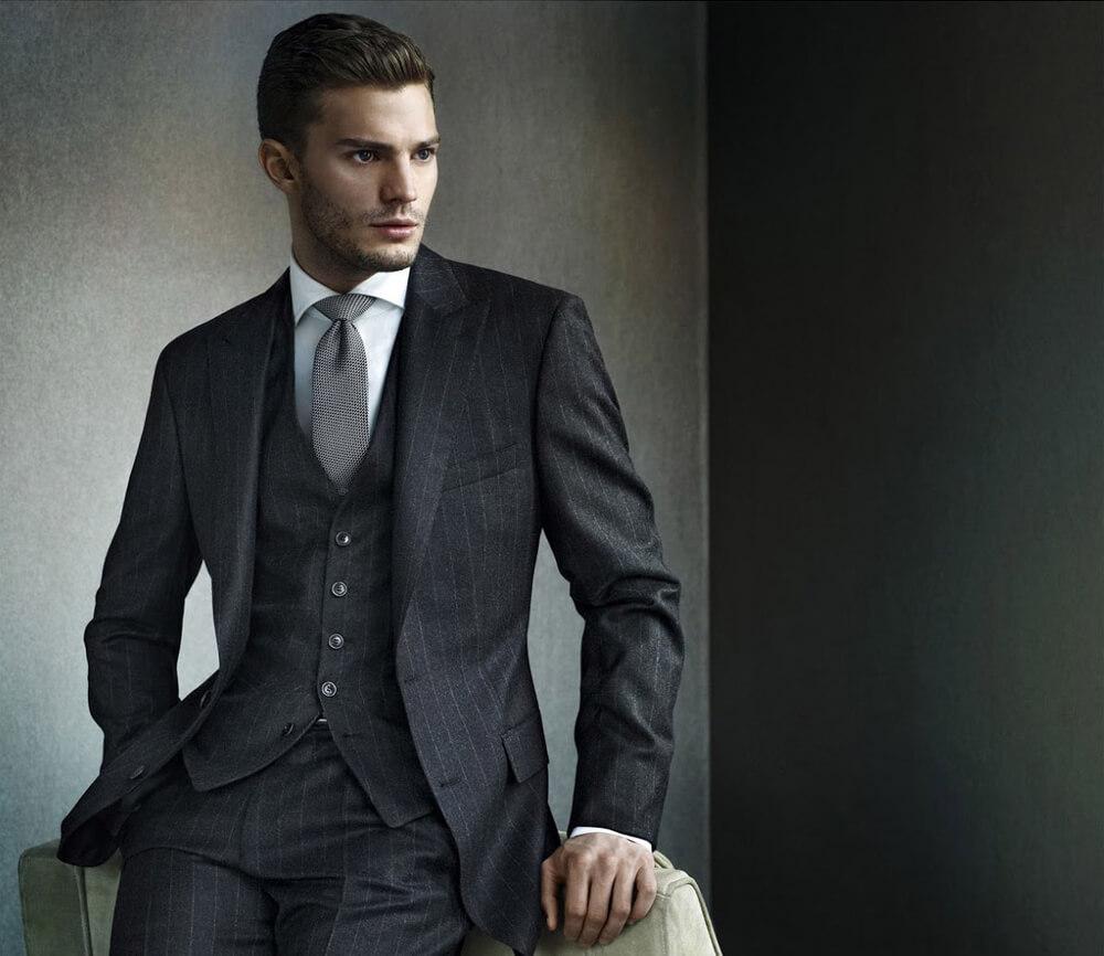 Comple nam thời trang cưới may đo Thomas Nguyen