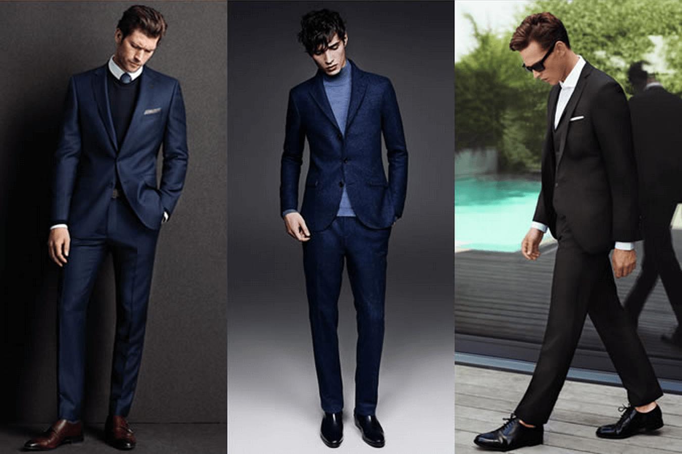Comple nam thời trang thu đông may đo Thomas Nguyen