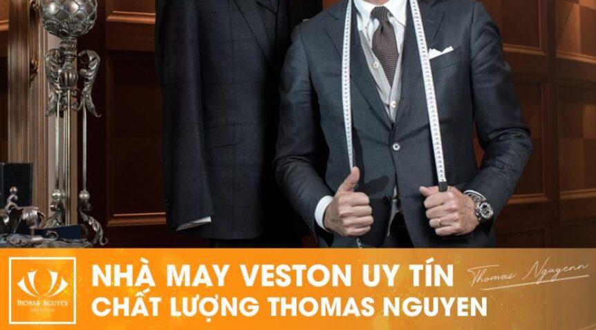 Nhà may veston uy tín chất lượng Thomas Nguyen