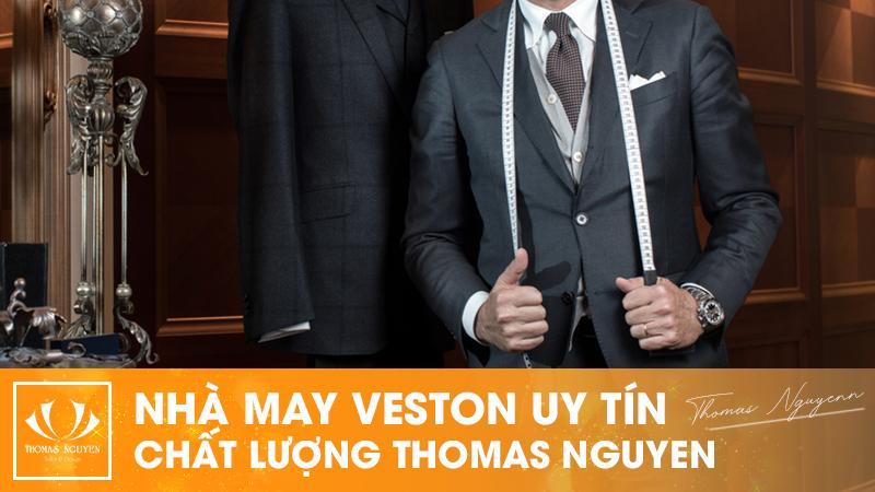 Thomas Nguyen - Nhà may veston uy tín
