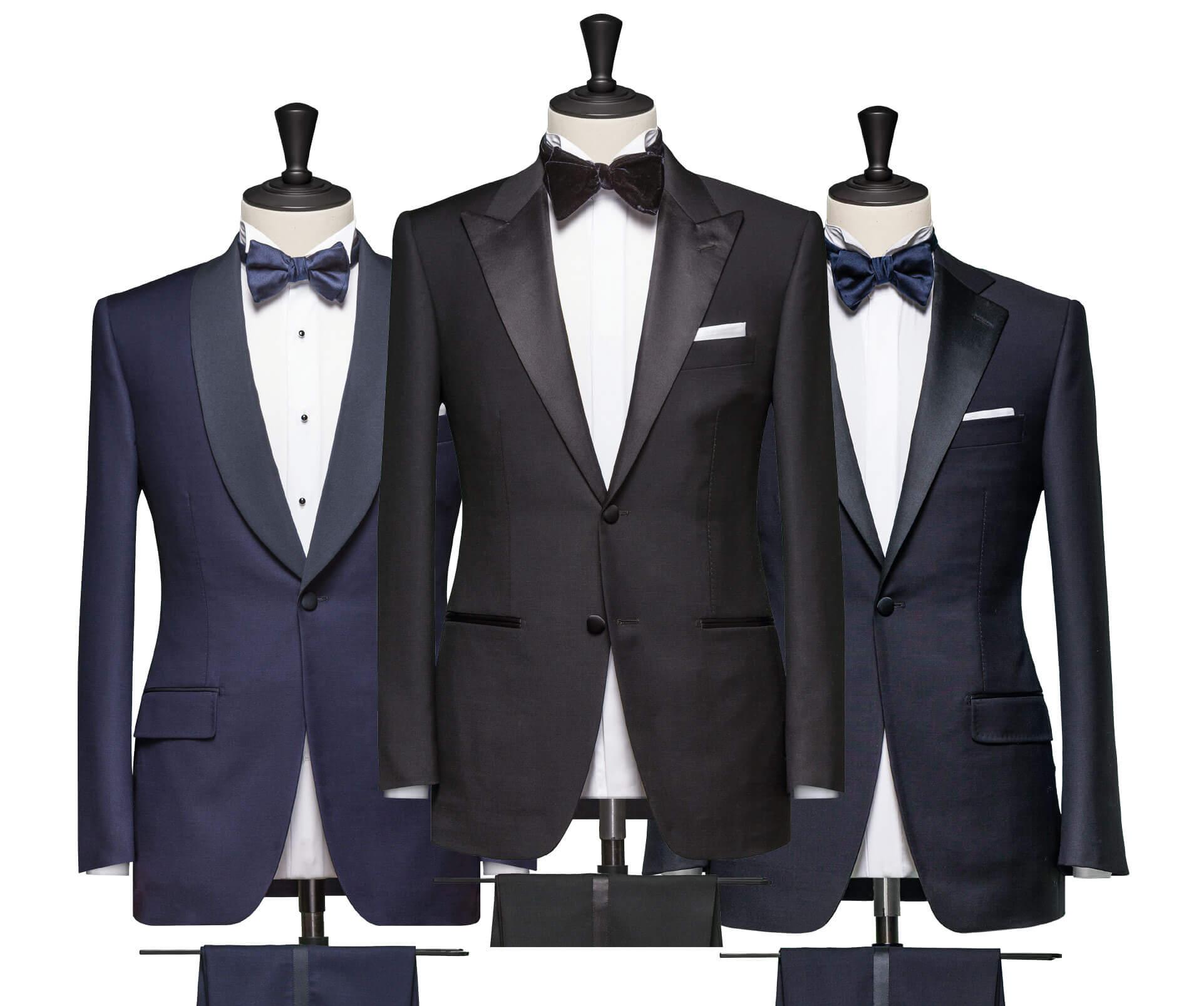 tuxedo Comple nam thời trang may đo Thomas Nguyen