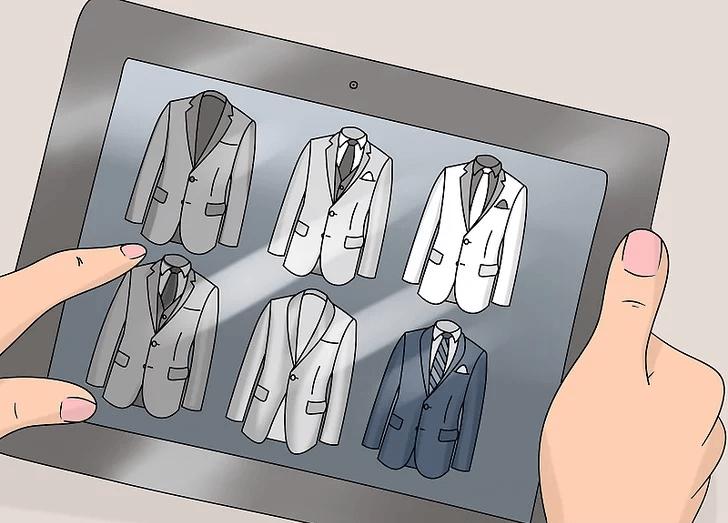 Chọn mẫu áo phù hợp tại địa chỉ may áo vét nam Thomas Nguyen