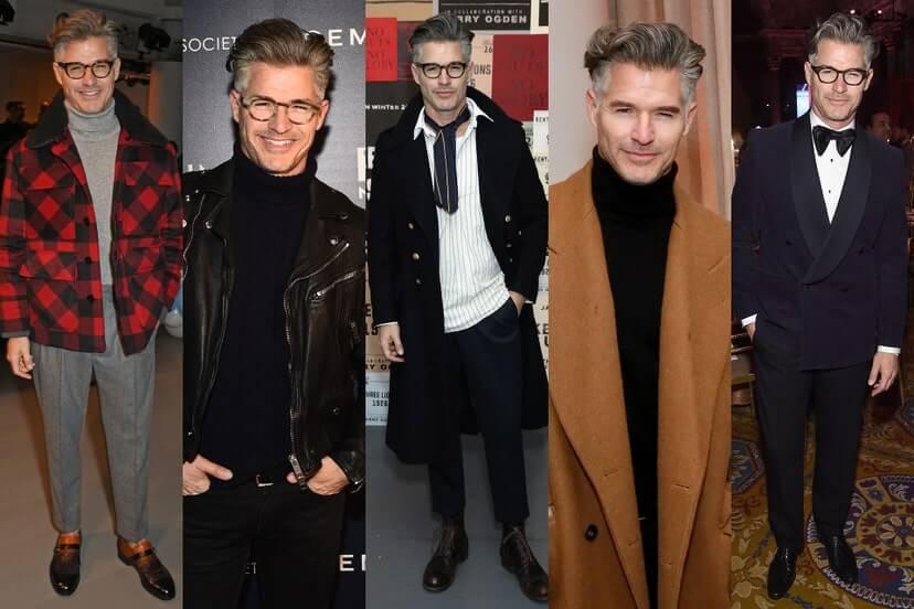Những người đàn ông hoàn hảo trong chiếc áo vest nam trung niên mình