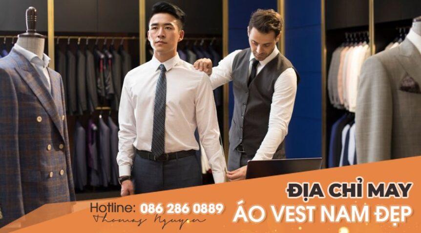 Địa chỉ may áo vest nam nữ đẹp, nhanh chóng, giá cả hợp lý, không thêm phụ phí tại TPHCM