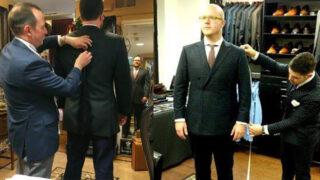 Kiến thức cơ bản về cách chọn nhà may áo vest nam & phong cách nam