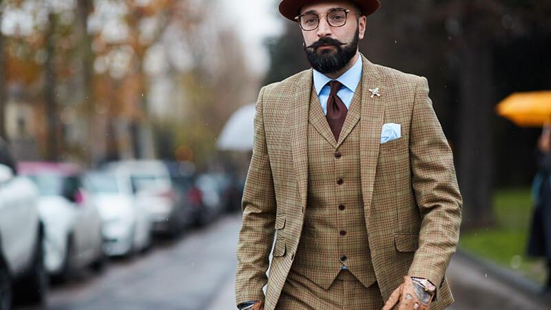 Nguyên tắc mặc áo vest 3 mảnh phong cách dành cho các quý ông