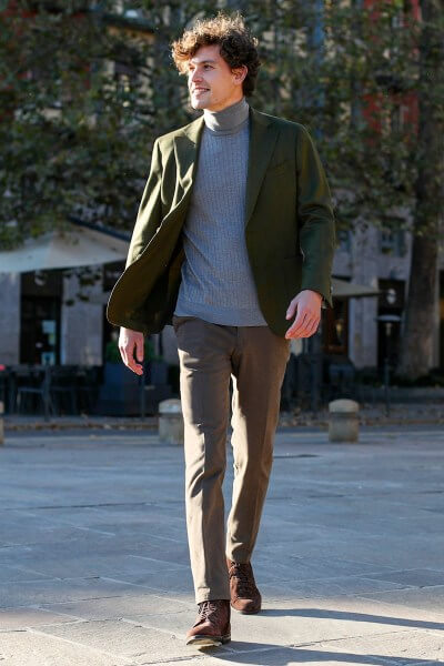 Cách mặc áo khoác blazer nam ở các địa điểm khác nhau