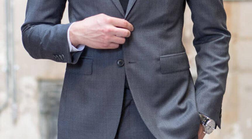 Nên may và mặc áo blazer nam như thế nào?