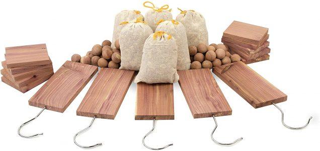 Cedar Blocks & Shavings (gỗ tuyết tùng)