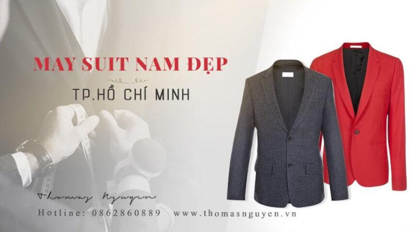 May suit nam đẹp TPHCM & hướng dẫn kết hợp áo sơ mi, cà vạt và suit