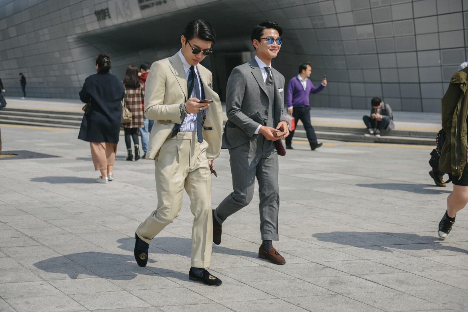 Tại sao giới trẻ thế giới vô cùng yêu thích vest nam phong cách Hàn Quốc