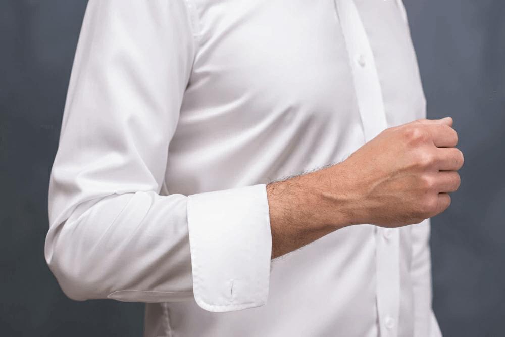 Xắn tay áo thông thường