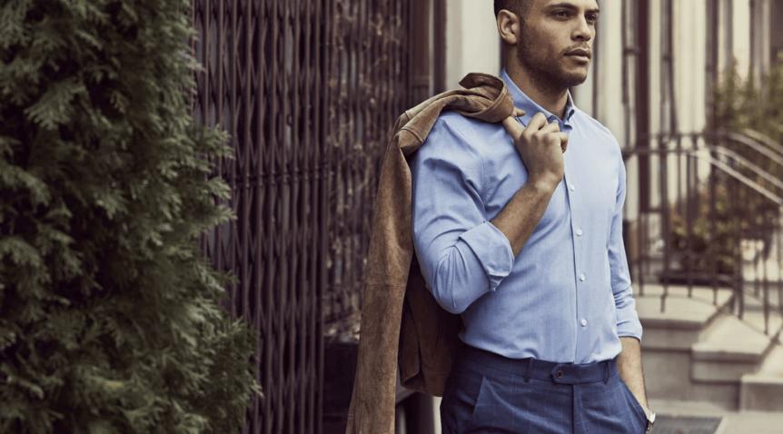 5 cách xắn tay áo đẹp và đúngdành cho các quý ông