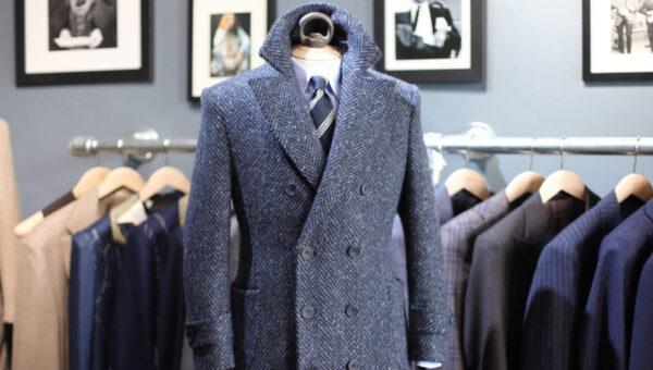 Áo măng tô nam – Tiêu điểm xu hướng mà quý ông nên sở hữu