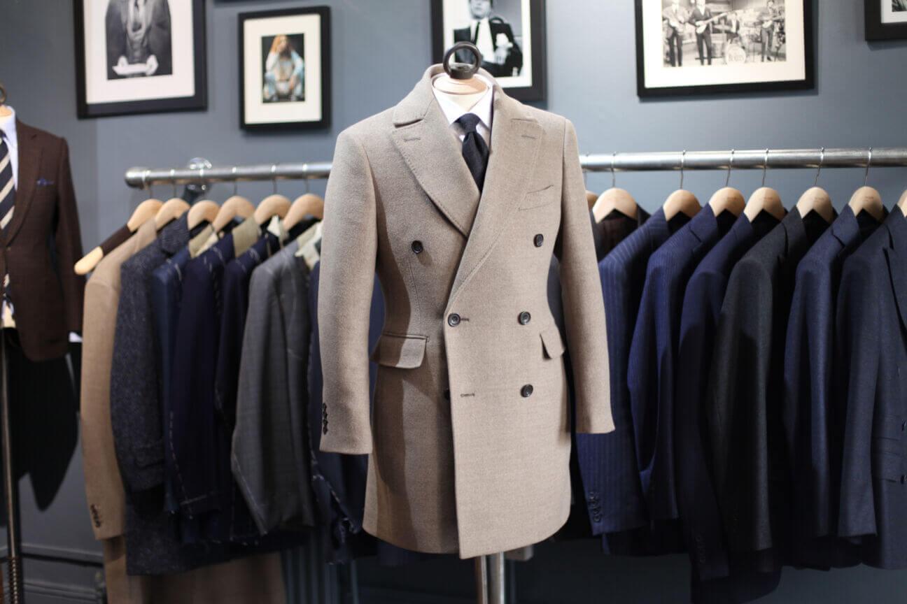 Sơ lược về áo khoác mangto