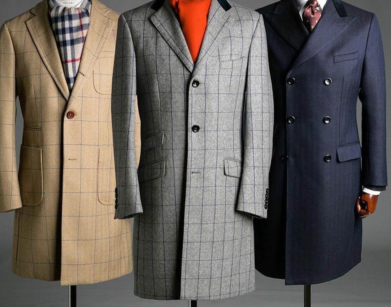 Các chi tiết áo bạn có thể và nên điều chỉnh khi may đo áo khoác mangto