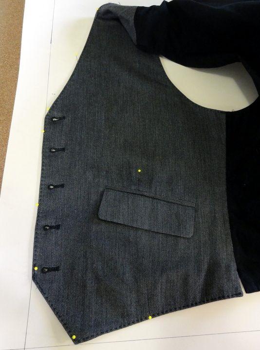 Một số quy tắc chung khi mặc áo vest