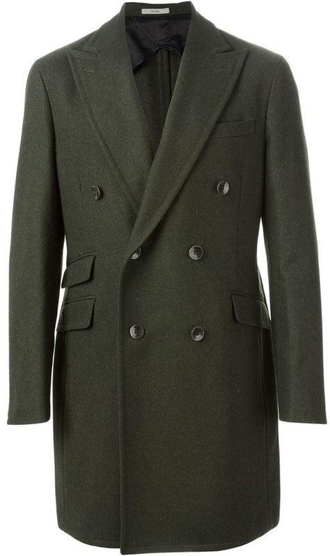 Xu hướng ưa chuộng áo măng tô (Overcoat)