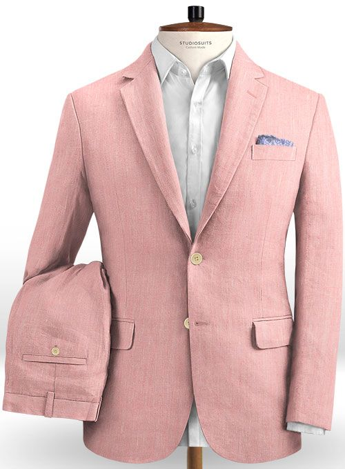 Màu hồng - Xu hướng dành cho quý ông cá tính
